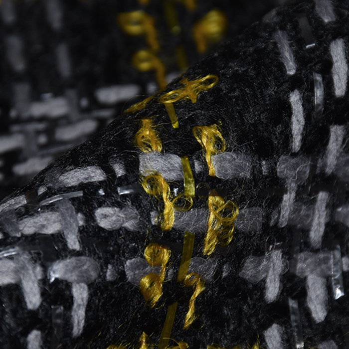 Kostimski, Chanel, 22016-2, črno-rumena