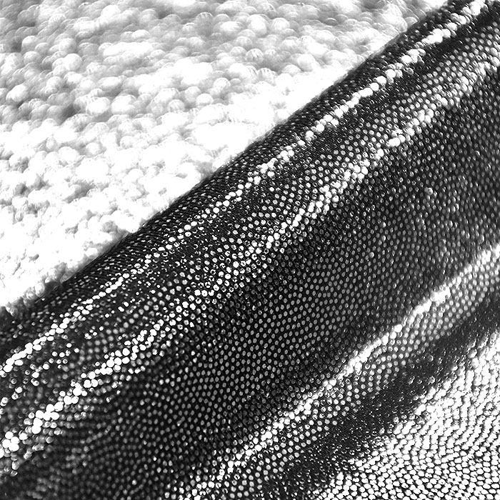 Poliamid, elastan, Mystique, 22034-100, srebrna