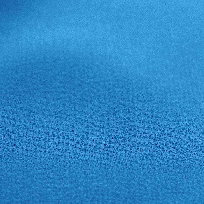 Šifon, poliester, 4143-83, modra