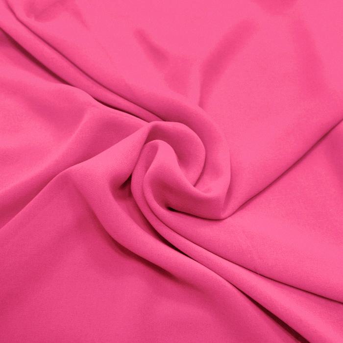 Šifon, poliester, 4143-111, roza