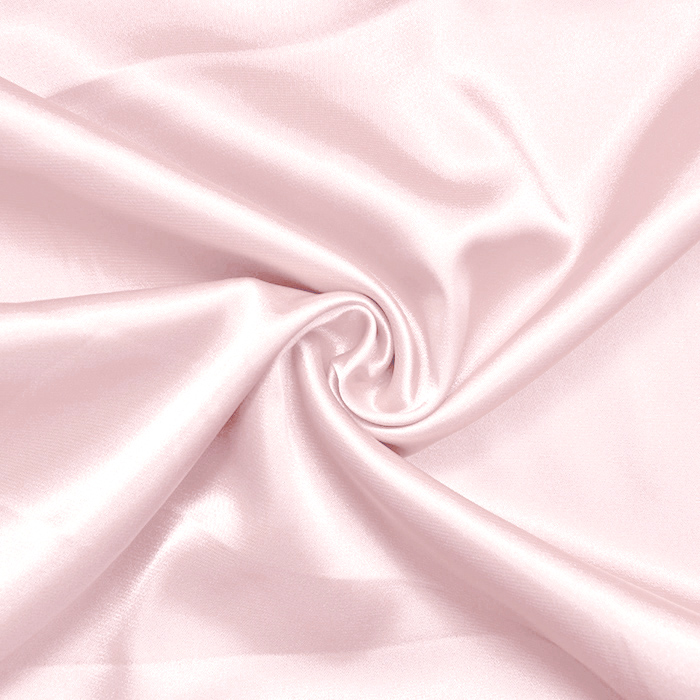 Saten, poliester, 3093-220, roza