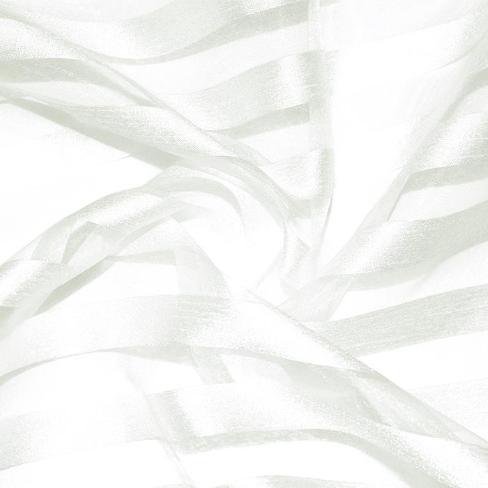 Organza, črte, 22280-1201, smetana