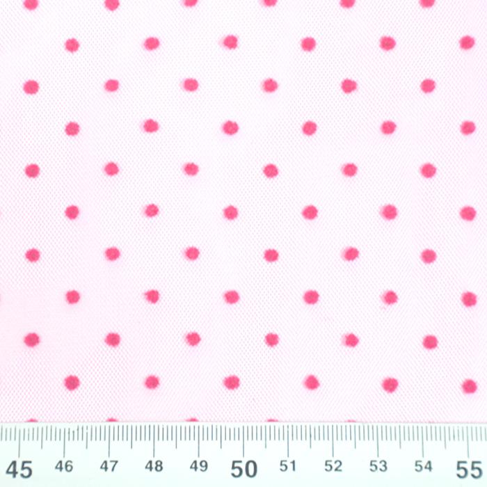 Til mekši, točkice, 22282-8, ružičasta