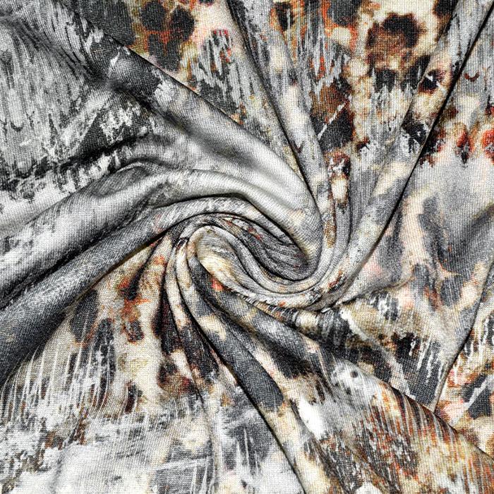 Jersey, viskoza, abstraktni, 21776-146