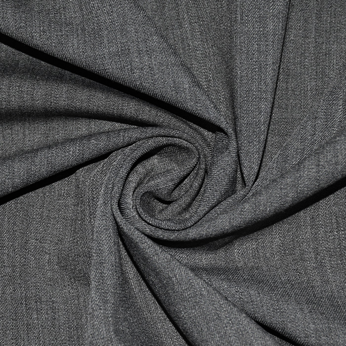 Vuna, kostimska, pralna, 22409-102, tamnosiva