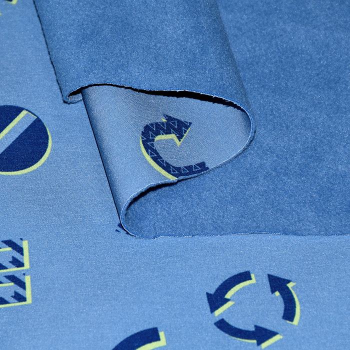 Softshell, velur, otroški, 22509-3001, modra