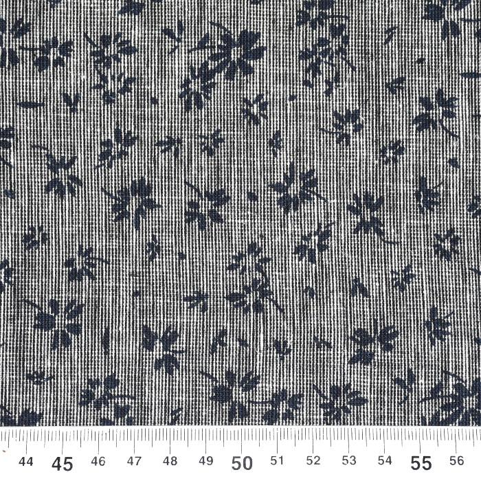 Lan, bombaž, cvetlični, 22722-308