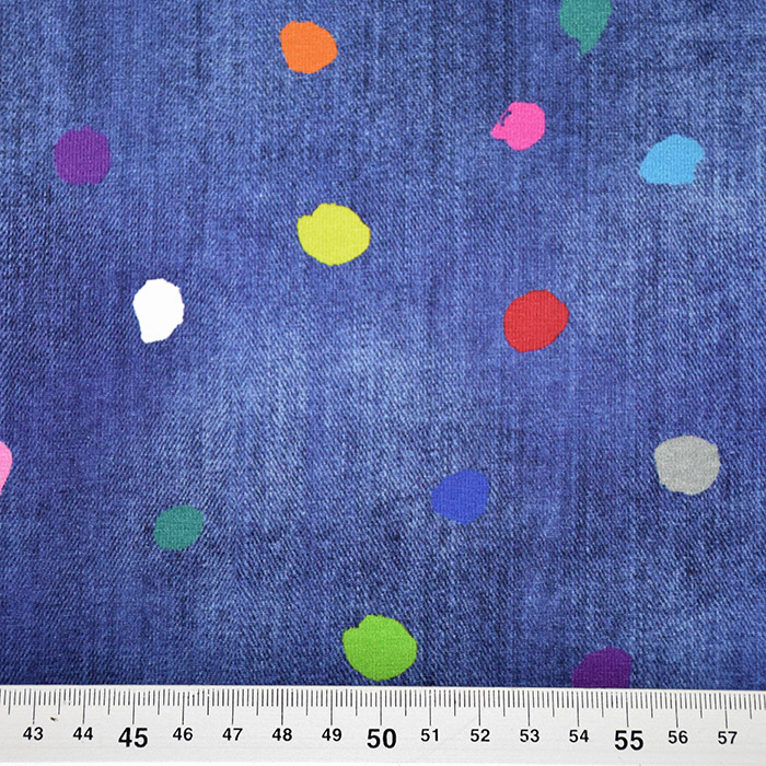 Jersey, bombaž, digital, pike, 22728-008, temno modra