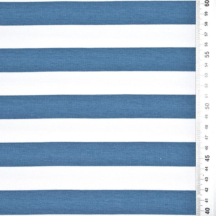 Prevešanka, črte, 21737-009, svetlo modra