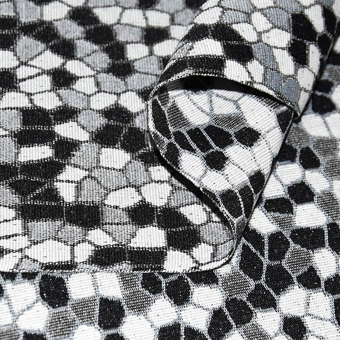 Deko žakard, obojestranski, mozaik, 22817-90