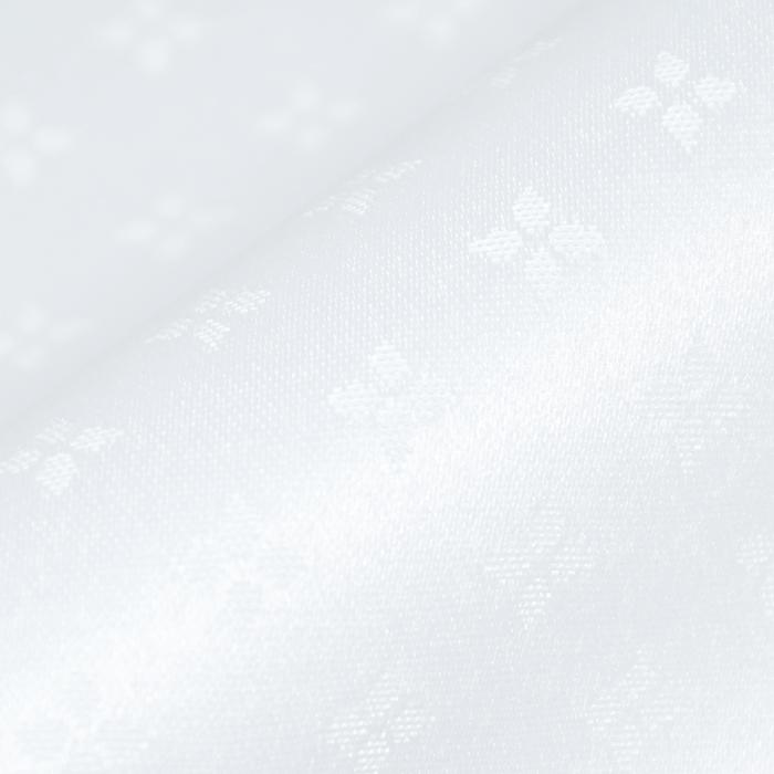 Damast, Stark, 320 cm, geometrijski, 22822, bijela
