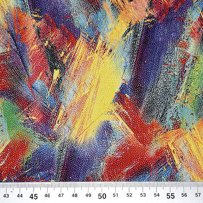 Umjetna koža Digital, apstraktni, 22705-1