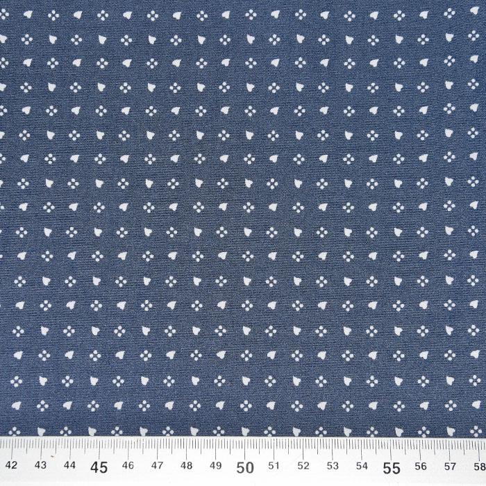 Jeans, srajčni, srčki, 22521-10