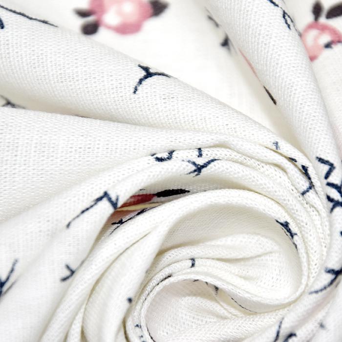 Tkanina, bombaž, cvetlični, 22521-16