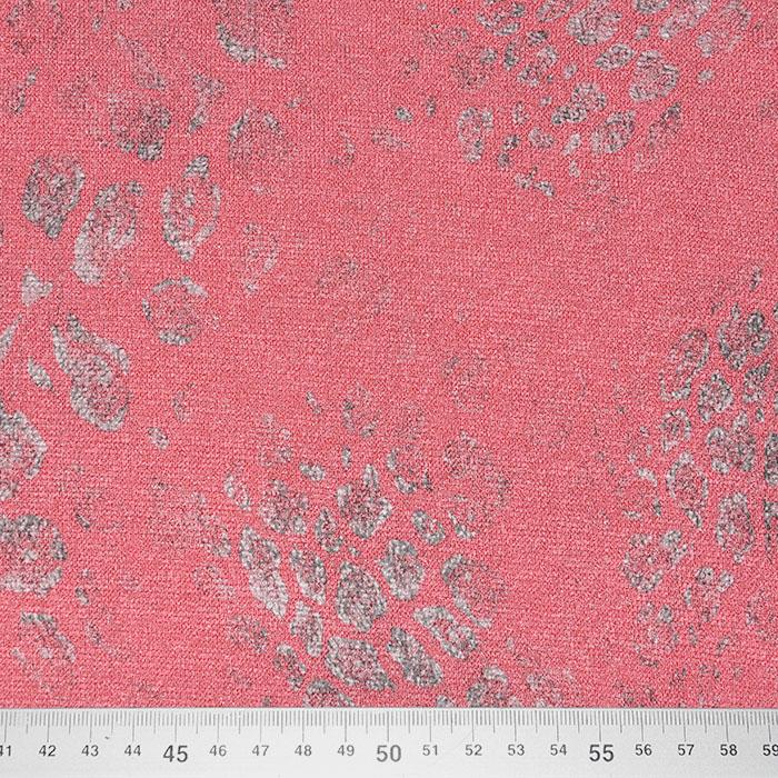 Pletivo, tanjše, poliester, 22521-18, koralna