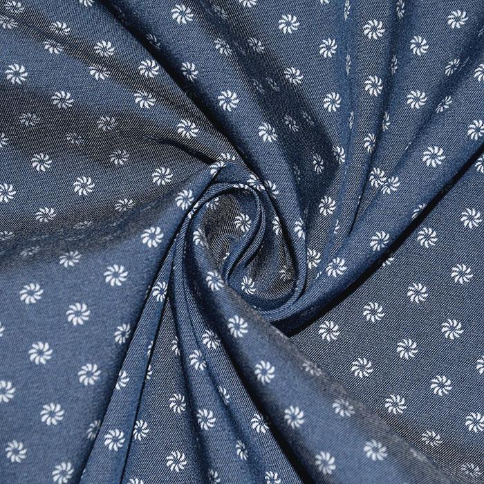 Jeans, srajčni, geometrijski, 22521-21