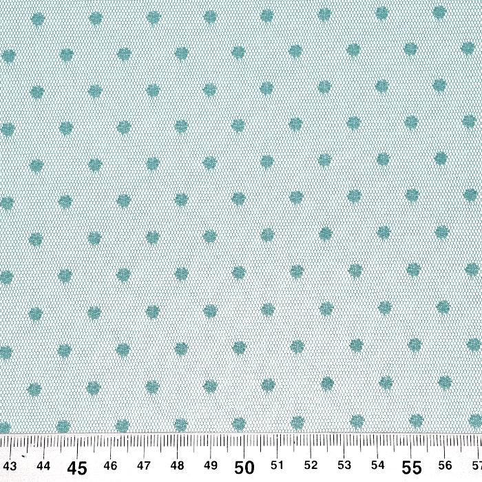 Mreža, prožna, pikice, 22933-022, mint