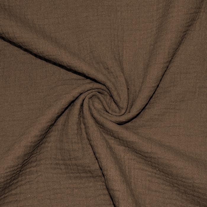 Tetra tkanina, dvojna, 22952-7007, rjava