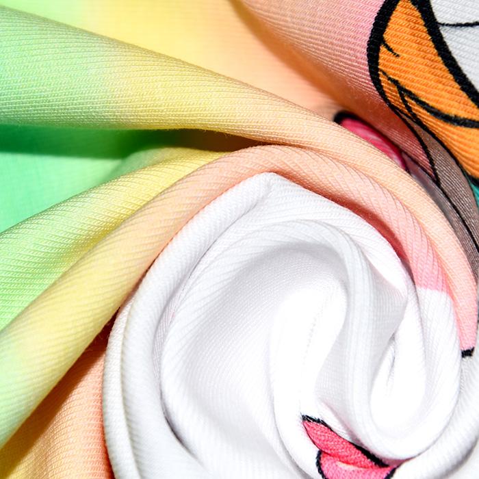Jersey, pamuk, digital, dječji, 22538-02, bijela