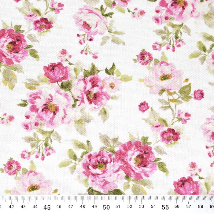 Deko, tisk, digital, cvetlični, 22977-01