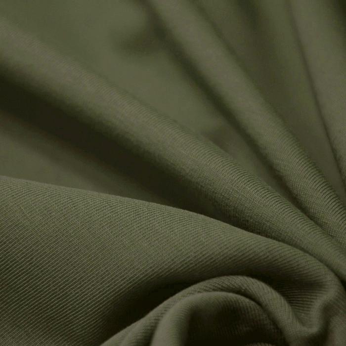 Jersey 10 m, bombaž, 100-196, zelena