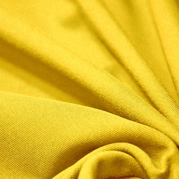 Jersey 10 m, Baumwolle, 100-9, gelb