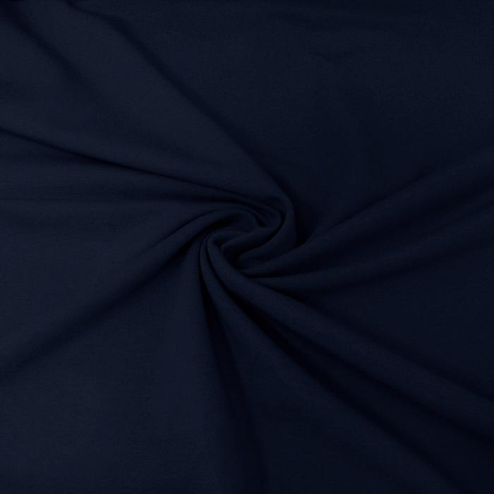 Jersey 10 m, bombaž, 100-41, temno modra