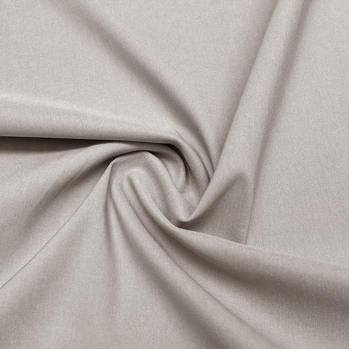 Bengalin, elastična tkanina, 13067-252, sivobež