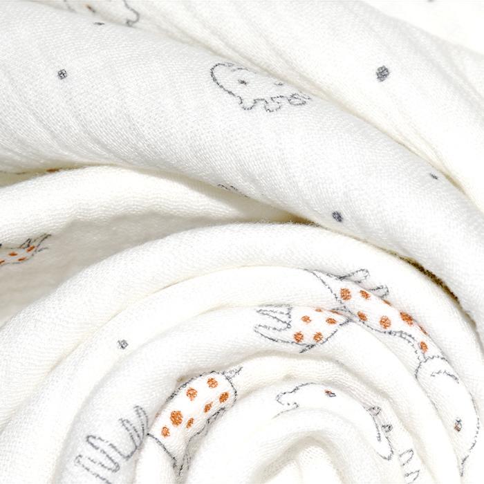 Tetra tkanina, trojna, živalski, 23244-351, smetana