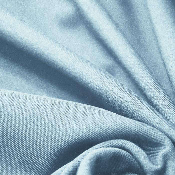 Jersey, bombaž, 13335-11, ledeno modra