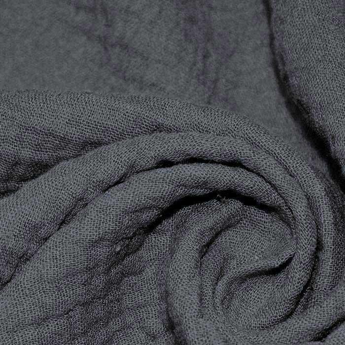 Tetra tkanina, dvojna 4827-80, temno siva