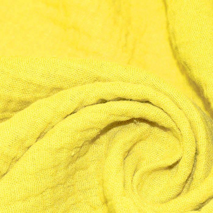 Tetra tkanina, dvostruka, 4827-122, žuta