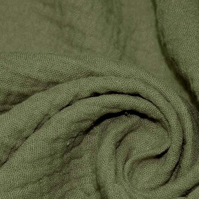 Tetra tkanina, dvojna, 4827-79, olivno zelena