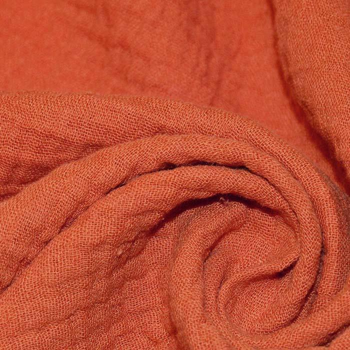 Tetra tkanina, dvojna, 4827-64, opečna