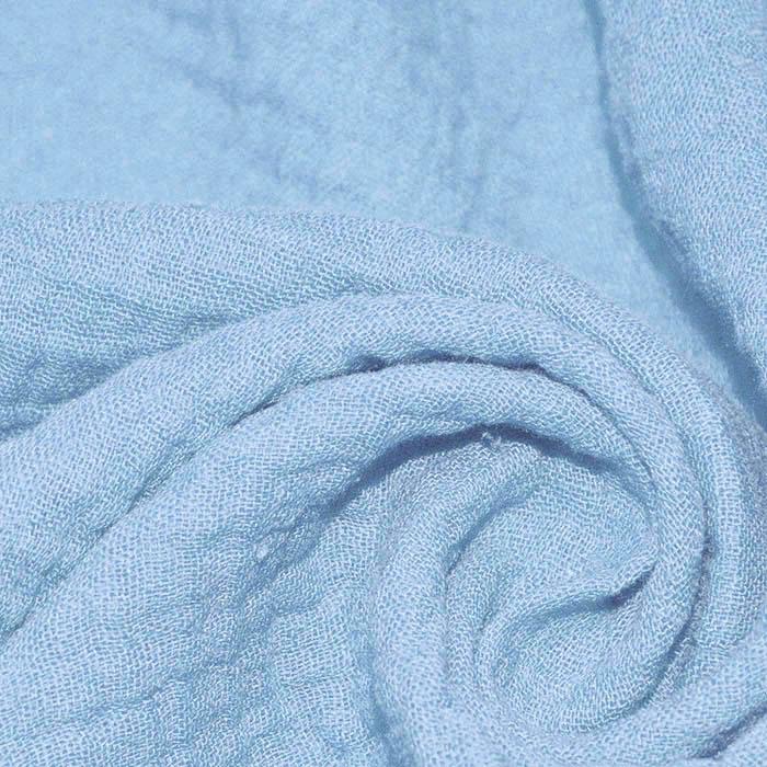 Tetra tkanina, dvojna, 4827-110, svetlo modra
