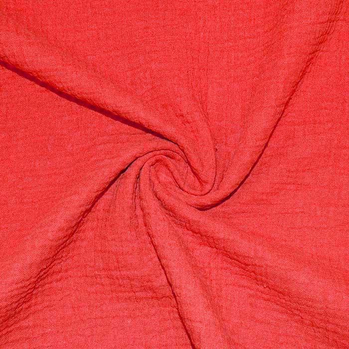 Tetra tkanina, dvojna, 4827-1, rdeča