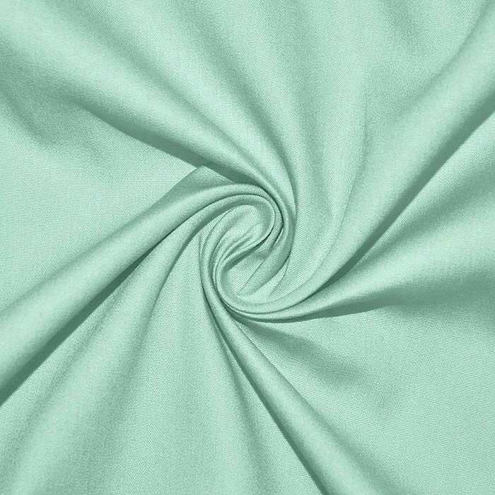 Bombaž, poplin, 4828-111, mint zelena