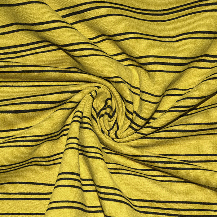 Prevešanka, kosmatena, črte, 23419-002, oker