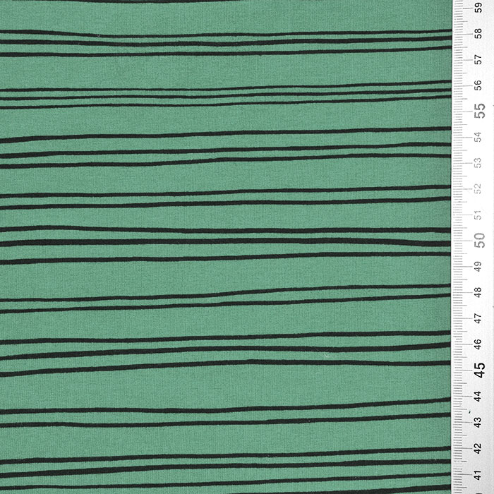 Prevešanka, kosmatena, črte, 23419-007, mint