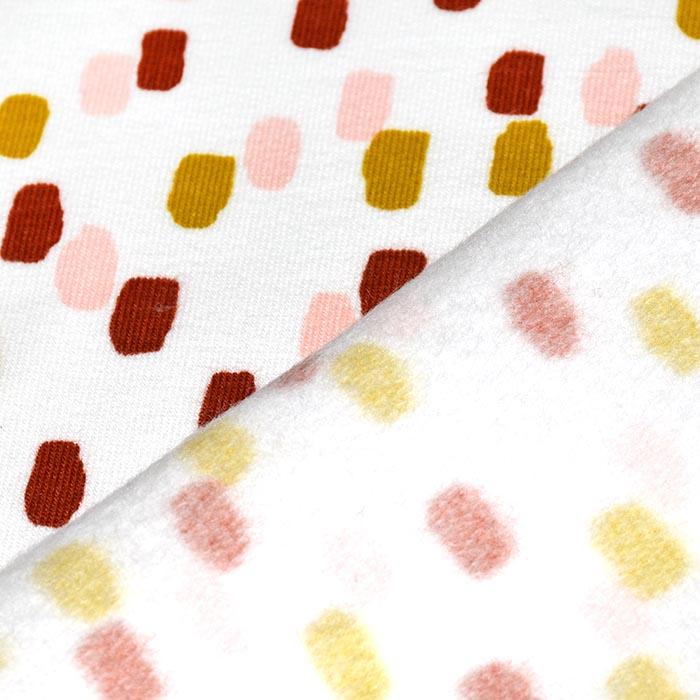 Prevešanka, kosmatena, pike, 23436-001, bela