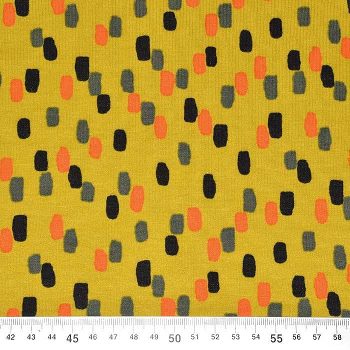 Prevešanka, kosmatena, pike, 23436-006, oker