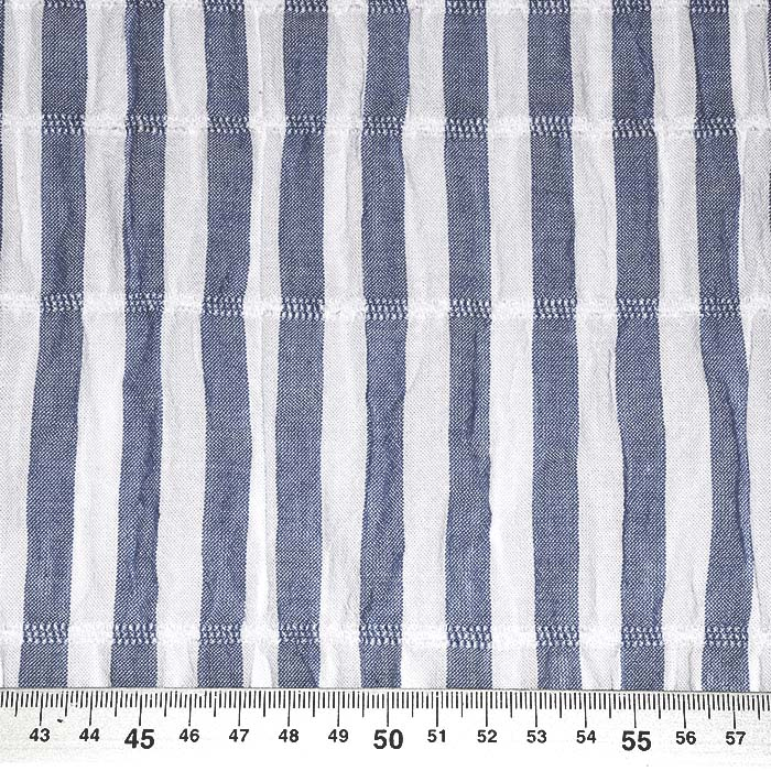 Tkanina, tanjša, črte, 23441-001, modra