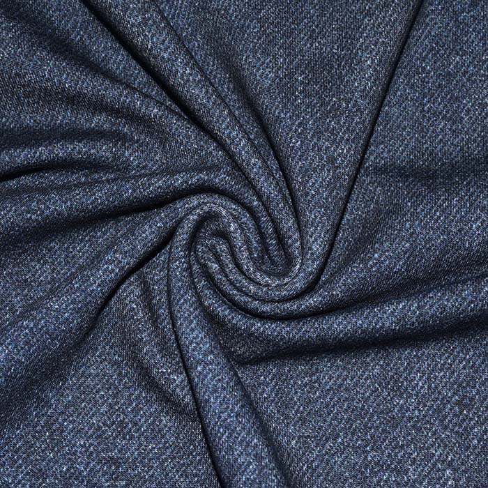 Prevešanka, jeans, 23447-001, temno modra