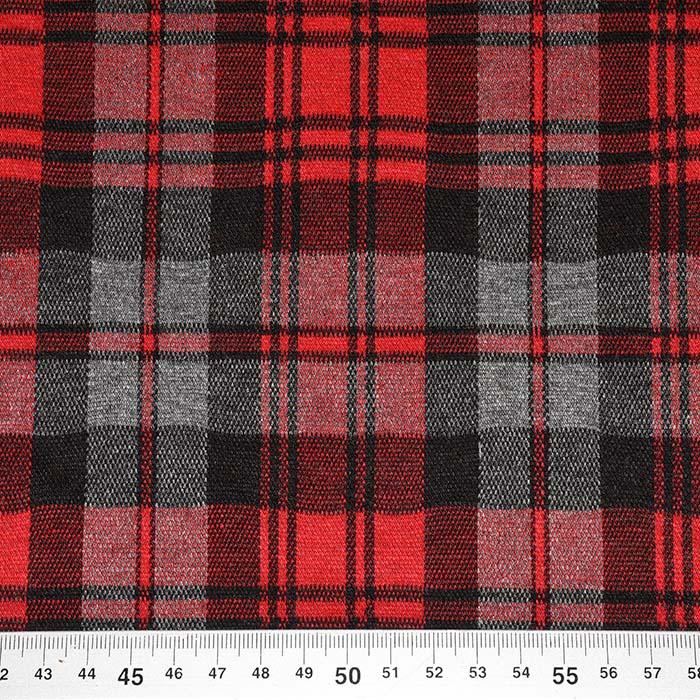 Pletivo, gosto, karo, 23522-425, rdeča