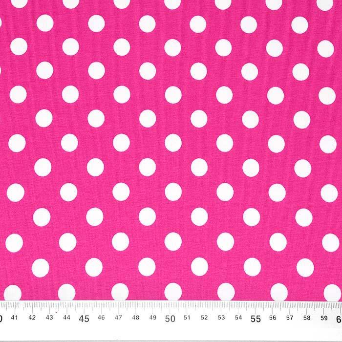 Jersey, bombaž, pike, 23524-4, roza