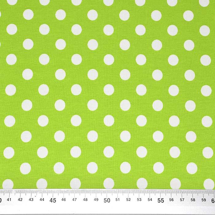 Jersey, bombaž, pike, 23524-16, zelena