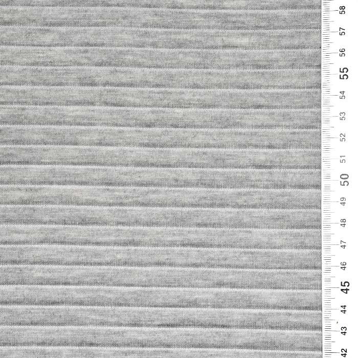 Pletivo, gosto, črte, 4889-1, svetlo siva