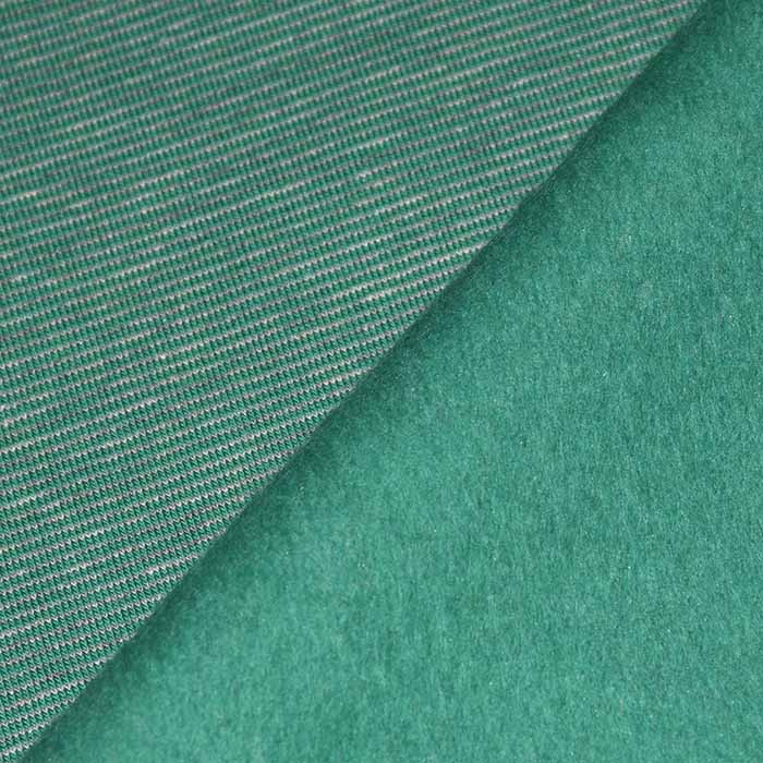 Prevešanka, kosmatena, črte, 23707-004, turkizna