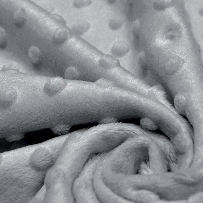 Velur coral, Minky, 18830-19, siva