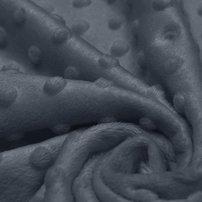 Velur coral, Minky, 18830-2, tamnosiva